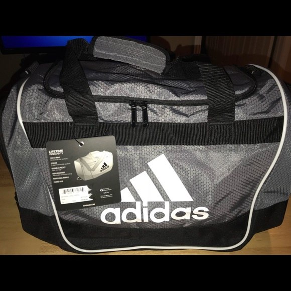 Adidas Defender II small duffle bag. PRICE DROP 71da456036b1c